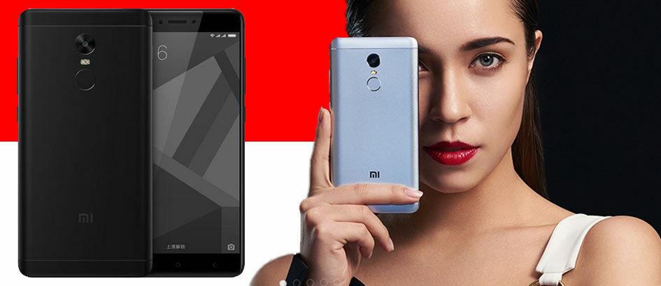 Cuma 2 Jutaan, Redmi Note 4 dan Redmi 4X Resmi Hadir di Indonesia!