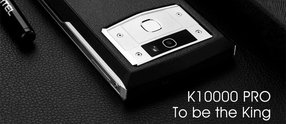Oukitel K10000 Pro! Dengan Baterai 10.000 mAh, Android Ini Tahan 15 Hari!