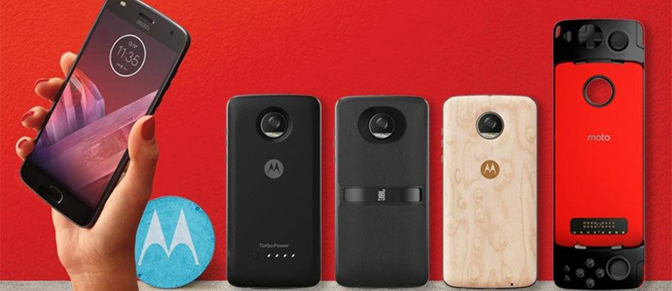 Motorola Rilis Moto Z2 Play, Lebih Canggih dengan Moto Mod Baru. Harganya?