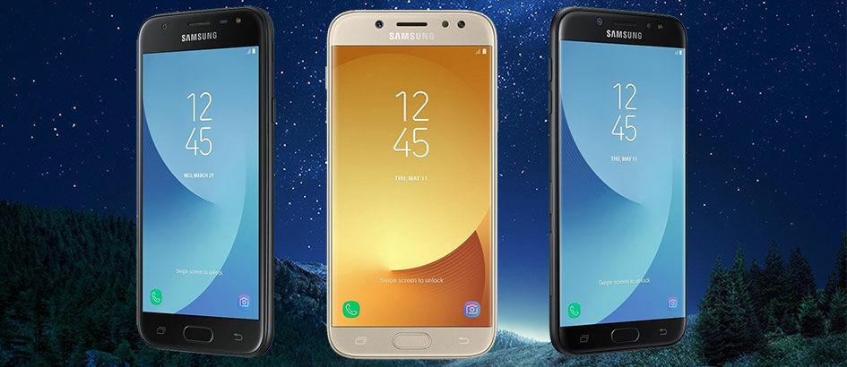 Samsung Rilis Trio Galaxy J3, J5, dan J7 Edisi 2017, Ini Spesifikasinya!