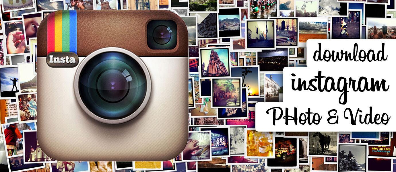 Cara Download Foto dan Video Instagram dengan Satu Kali Klik