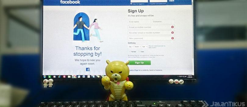 Cara Facebook-an di Komputer Hanya Dengan Kuota 10 MB Selama 1 Bulan