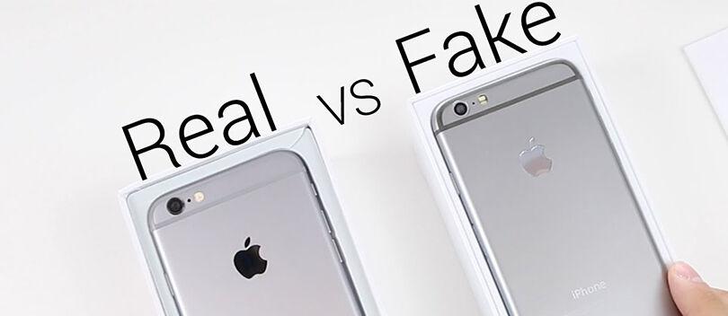 10 Cara Mudah Membedakan iPhone Asli dan Palsu