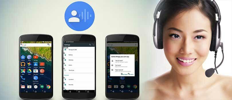 Cara Mudah Mengendalikan Android Hanya Dengan Suara