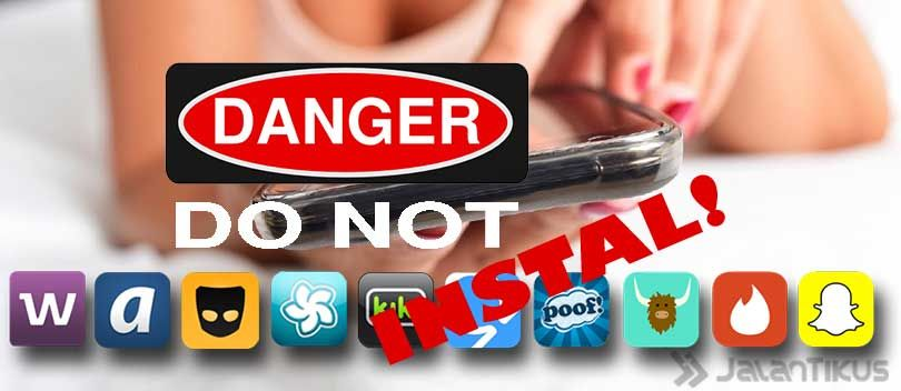 BAHAYA! Jangan Install 5 Aplikasi Ini di Smartphone Kamu Jika Tidak Mau Hidupmu Kacau