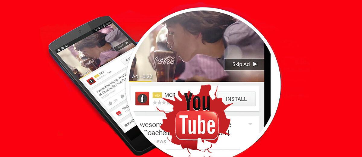Cara Skip Iklan di YouTube Android Secara Otomatis Tanpa Root