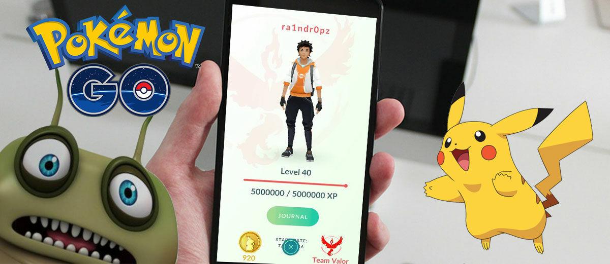 Ini yang Terjadi Saat Pokemon GO Kamu di level 40!