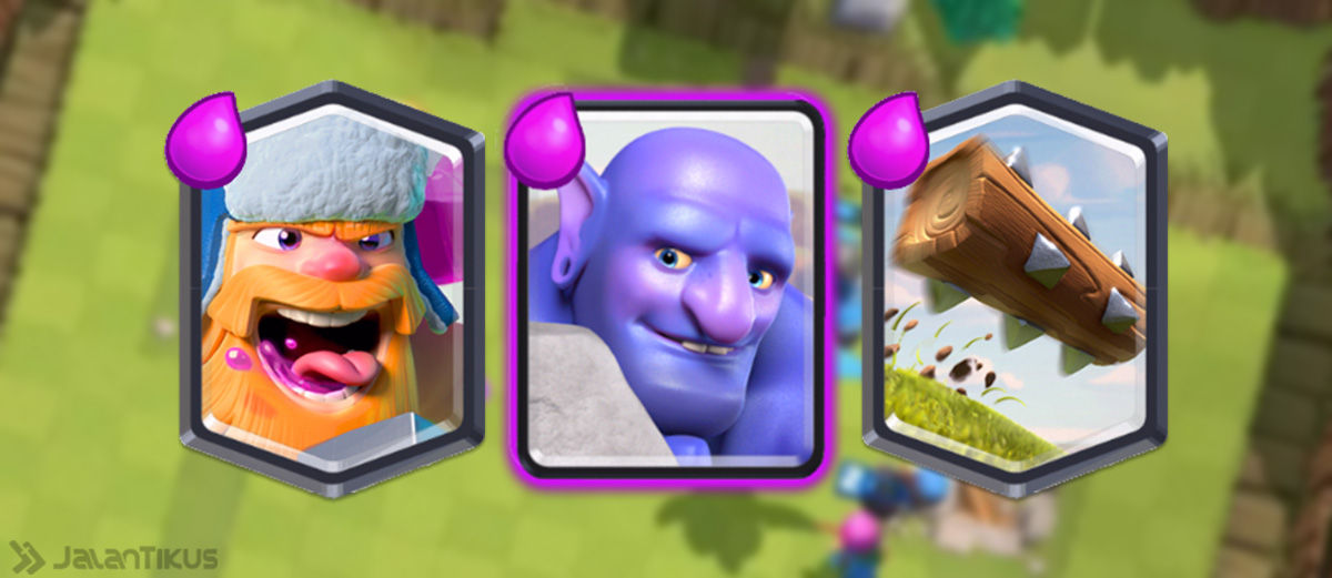 Update Clash Royale 24 Agustus 2016