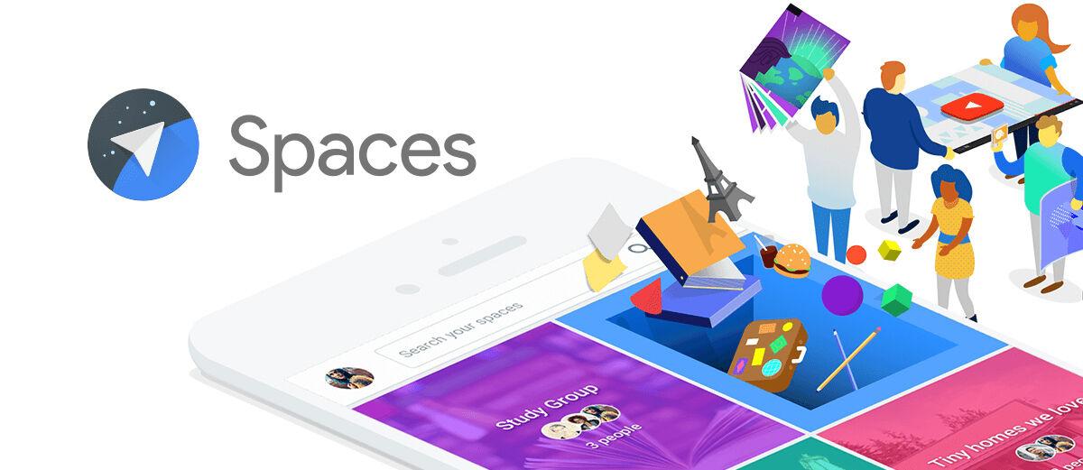 Rugi Kalau Belum Coba Google Spaces! Ini Alasannya