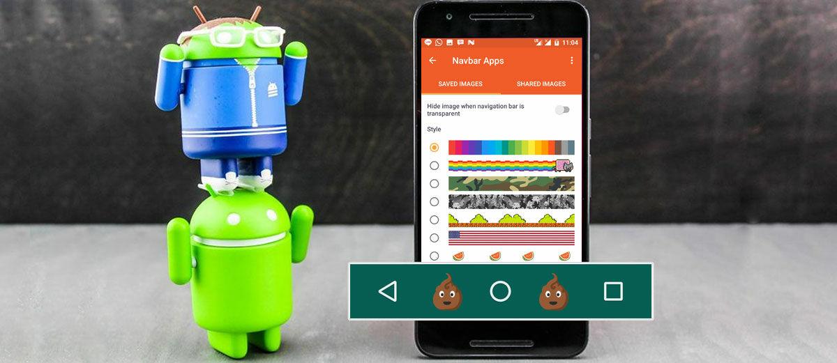 Cara Mengubah Tampilan Tombol Navigasi Android Tanpa Root