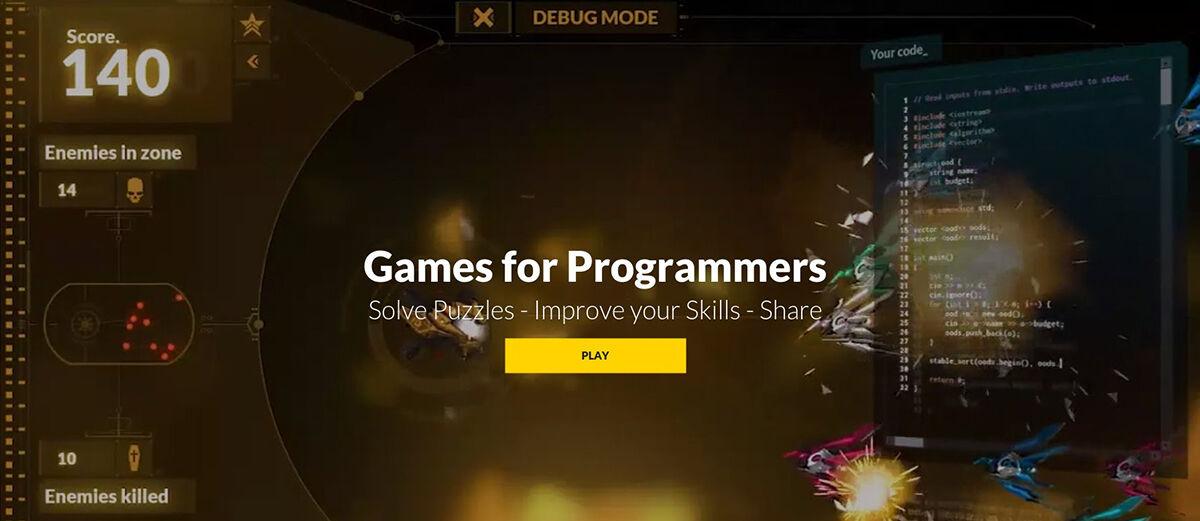 CodeInGame, Belajar Coding Sambil Bermain Game