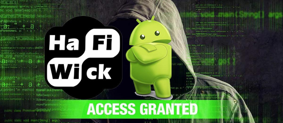 Cara Hack Password WiFi dengan Smartphone Android