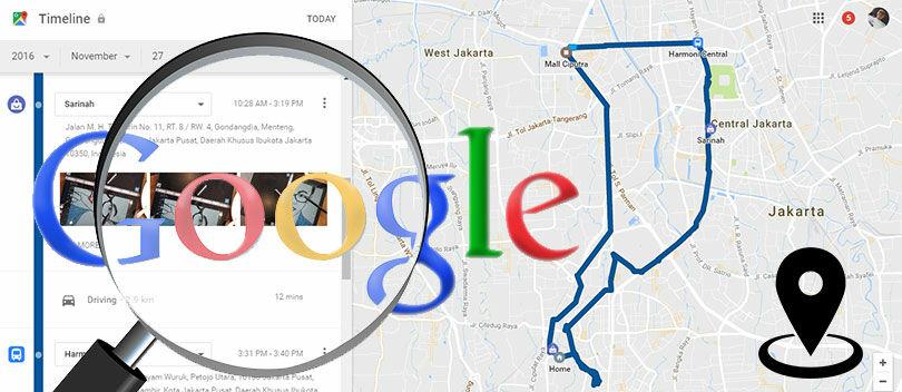 Awas! Google Maps Merekam Setiap Pergerakanmu, Begini Cara Mengatasinya