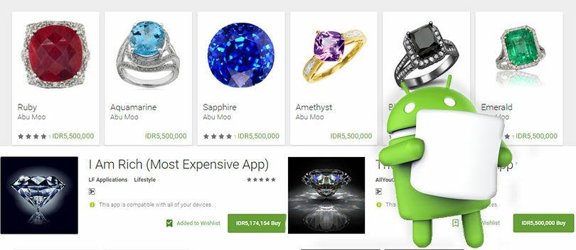 10 Aplikasi Android Paling Mahal yang Bisa Bikin Miskin!
