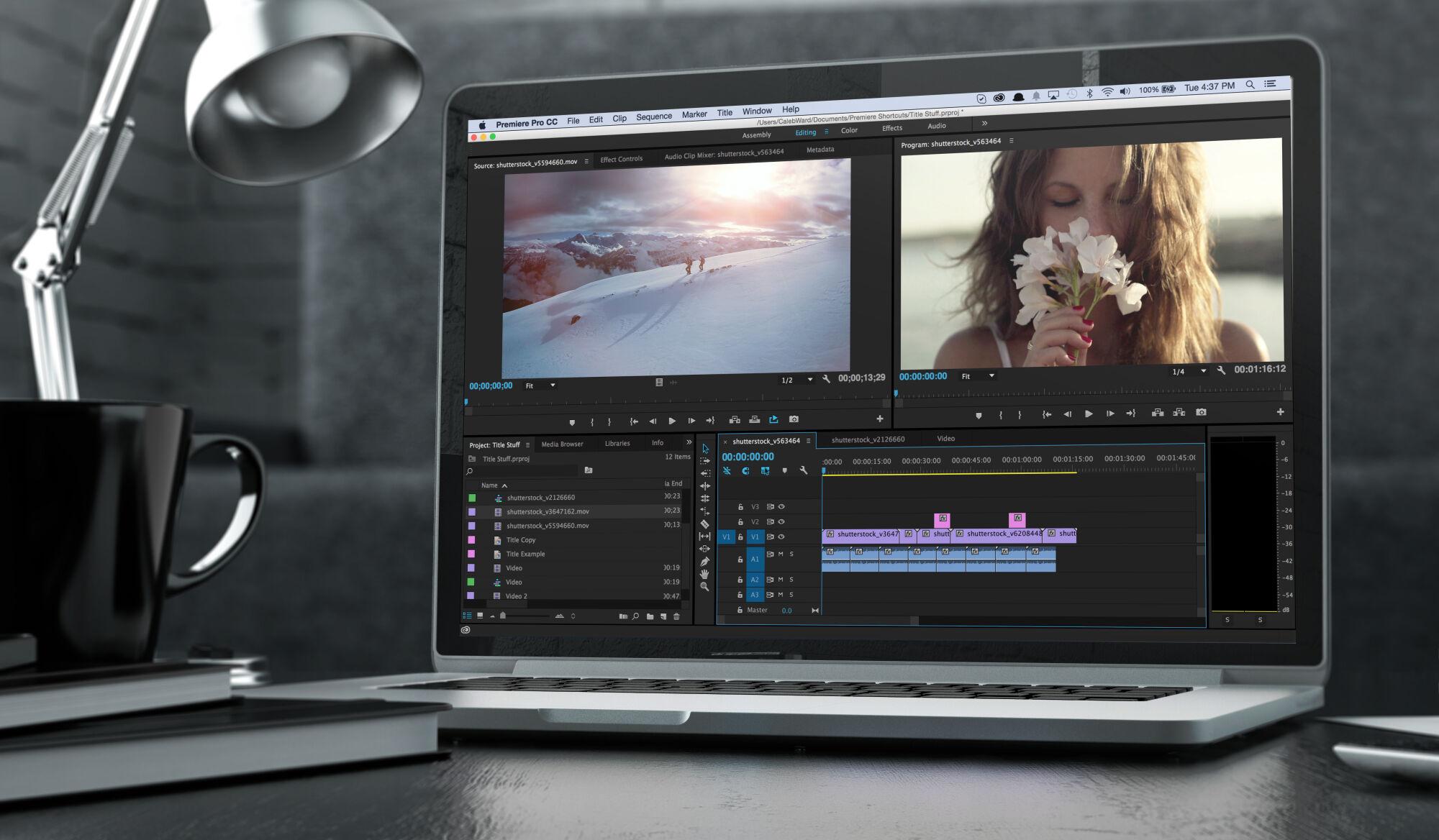 Inilah 7 Laptop Terbaik untuk Video Editing 2016!