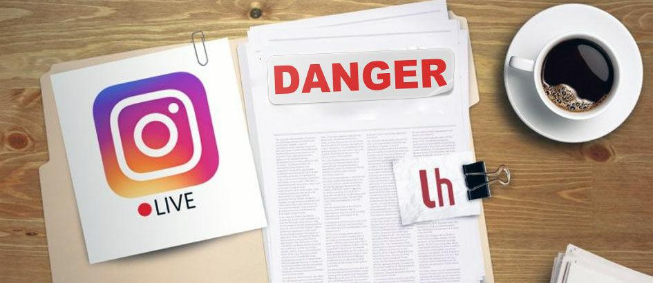 Awas! Ini 4 BAHAYA Keseringan Pake Instagram Live