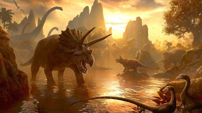 5 Game Android Bertema Dinosaurus Ini Bikin Kangen Makhluk Prasejarah