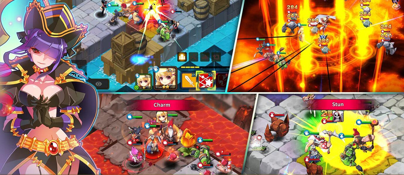 5 Game RPG Strategi Terbaik Untuk Android