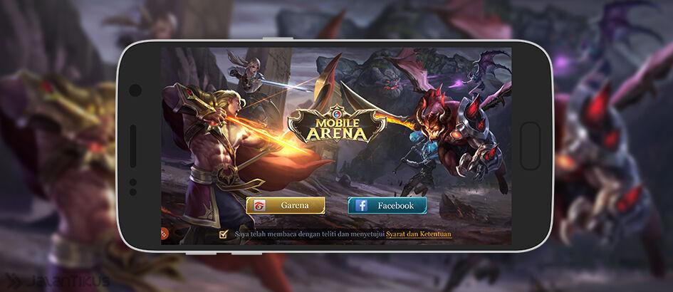 15+ Game MOBA Mirip DotA Terbaik di Android dan iOS