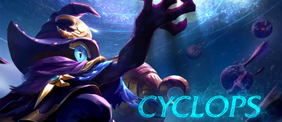 Guide Cyclops Mobile Legends : Hero Mage Kecil Berdamage Tinggi