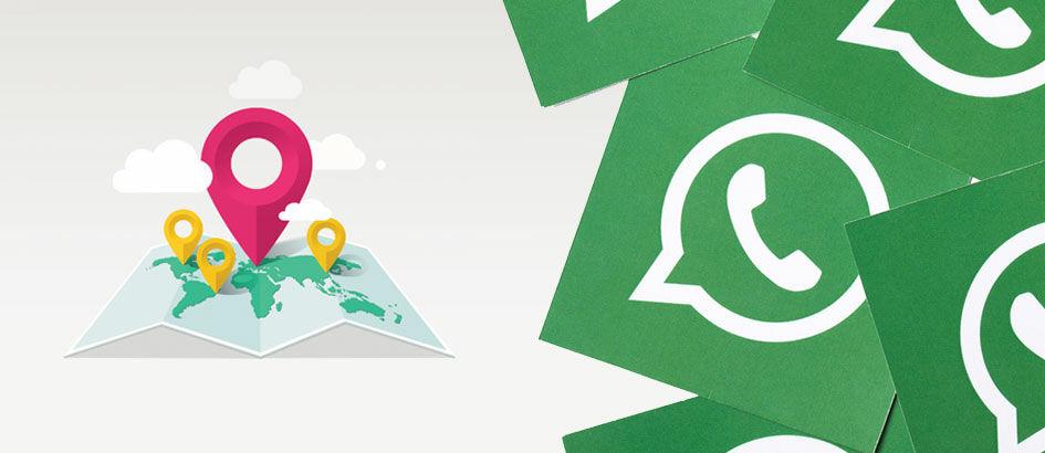 Cara Melacak Lokasi Orang Lain Lewat WhatsApp