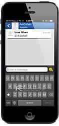 Cara Memperbaiki Error BBM For IPhone Di IOS 703 2