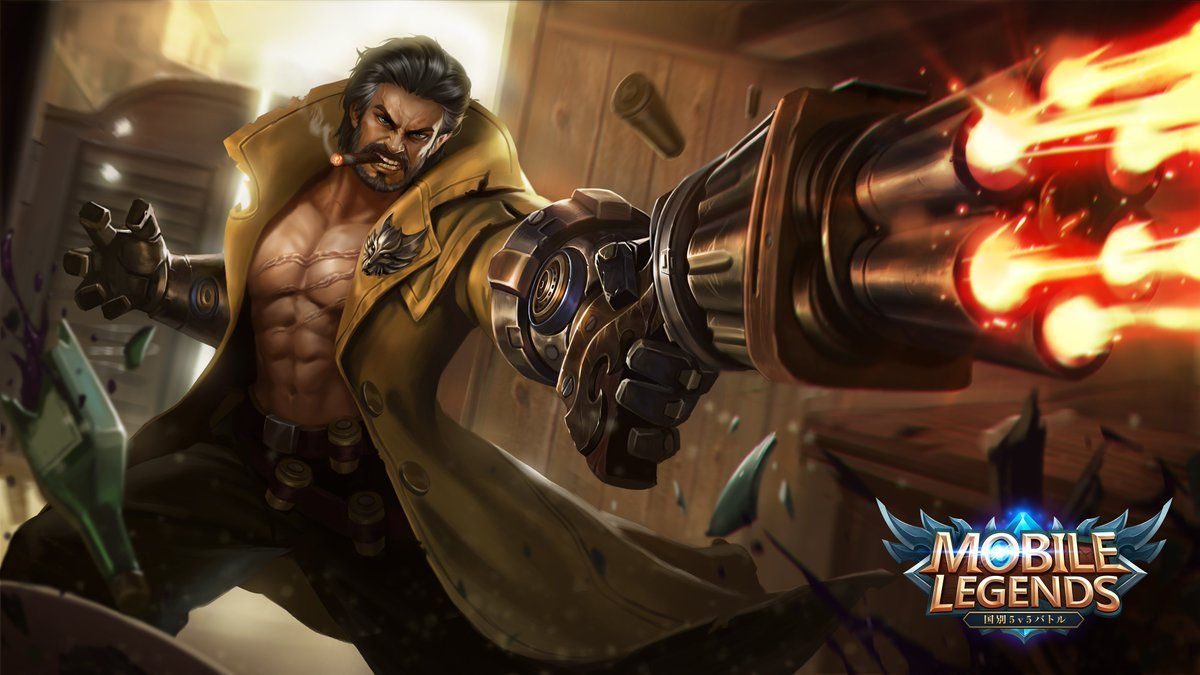 wallpaper-mobile-legends-roger-dire-wolf-hunter