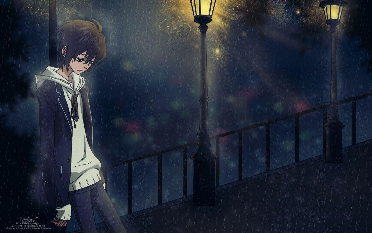 Embuh 28 60 Wallpaper Anime Sedih Bikin Ikutan Mewek