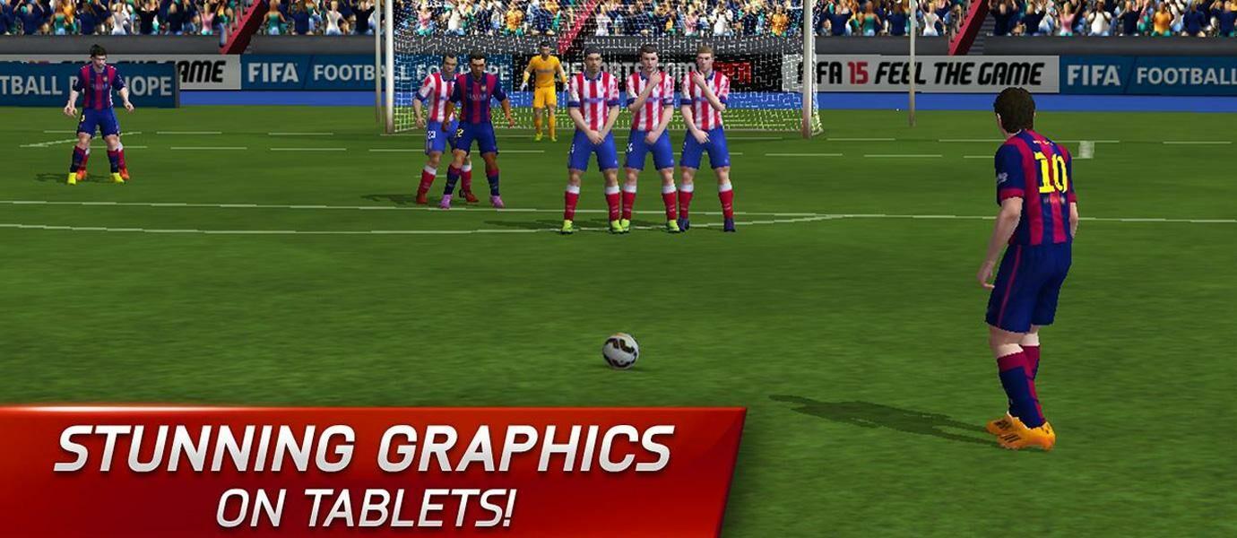 EA Umumkan Tanggal Rilis Game Terbaru FIFA untuk Android