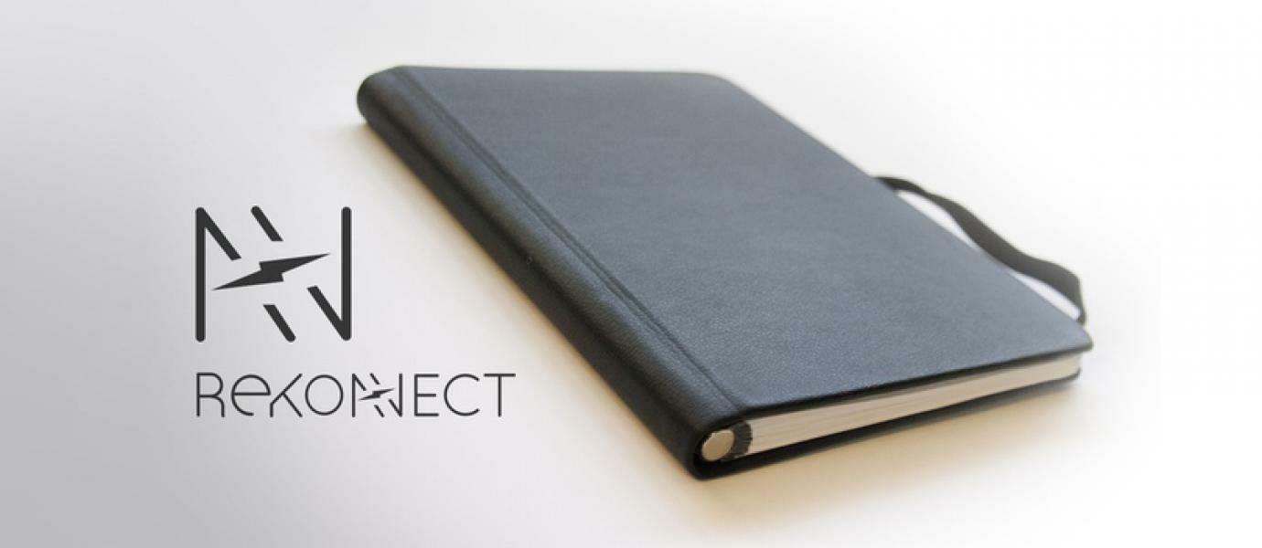 Rekonect, Notebook Magnetik Pertama di Dunia yang Bikin Kamu Rajin Nulis