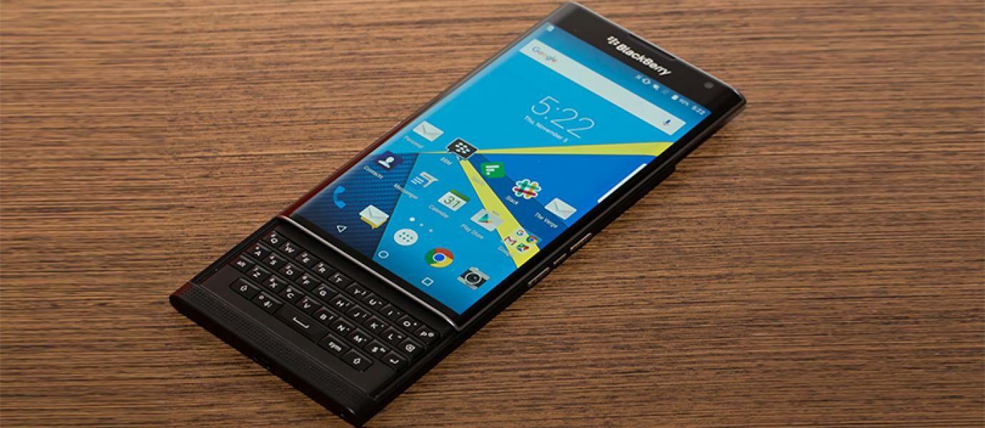 Penasaran Bagaimana BlackBerry Priv Dibuat Tonton Video Keren Ini