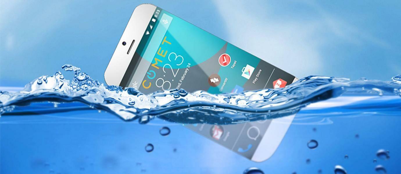 6 Smartphone Android Anti Air Termurah dan Terbaik 2017