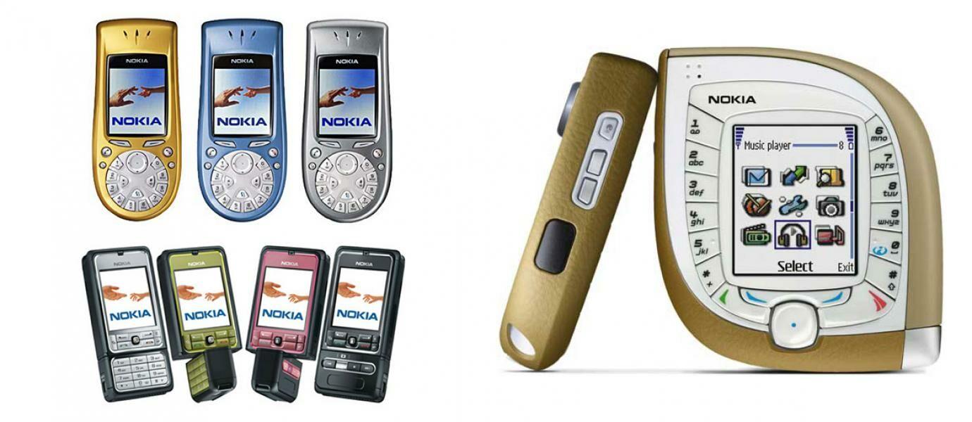 10 Ponsel Unik yang Pernah Dibuat Nokia, yang Mana Milikmu?