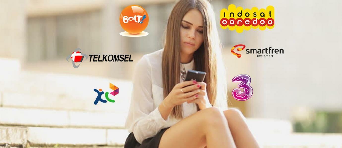 Daftar Paket Internet 4G LTE Termurah (Semua Operator) Agustus 2017