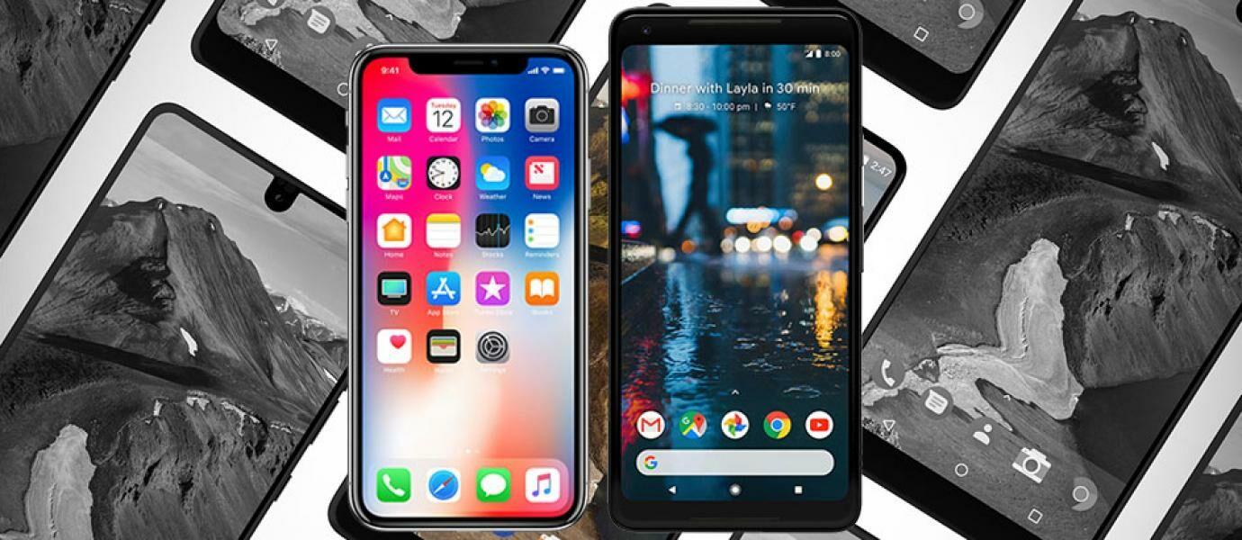 Dari Goole Pixel 2, Ini 20 Smartphone Bezel-less (Bezel Tipis) Terbaik 2017