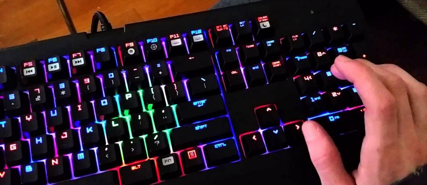 5 Keyboard Gaming Murah Tapi Kualitasnya Nggak Murahan
