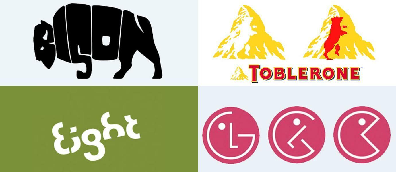 10 Logo Perusahaan Terkenal yang Punya Rahasia di Dalamnya
