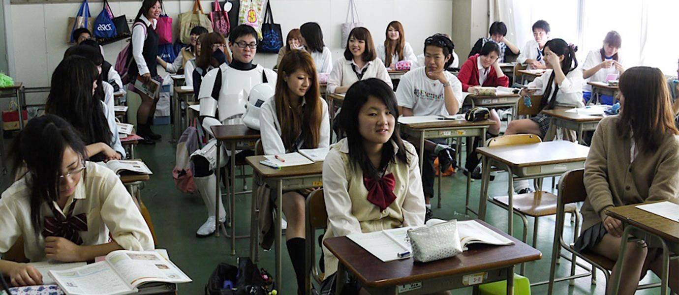 high schools in japan vs america The mathematics education of students in japan: a comparison with united states mathematics programs  vs 200 days in japan (rapoport, 1989) japanese students go to school monday  elementary and junior high schools and virtually no individualized classroom instruction (becker, et.