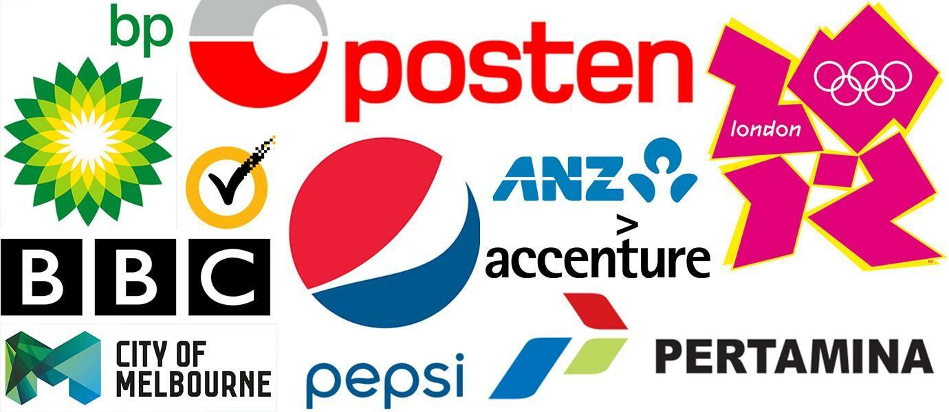 10 Logo Perusahaan dengan Biaya Pembuatan yang Super Mahal