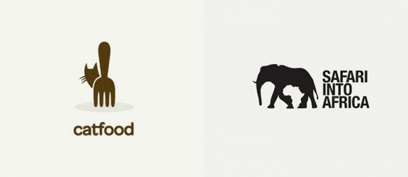 15 Logo Kreatif yang Bisa Dipahami Saat Dilihat Berkali-kali