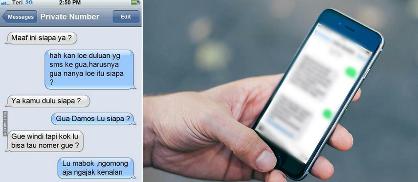 Kocak! 8 Foto Balasan SMS Salah Sambung Ini PASTI Bikin Kamu Ngakak