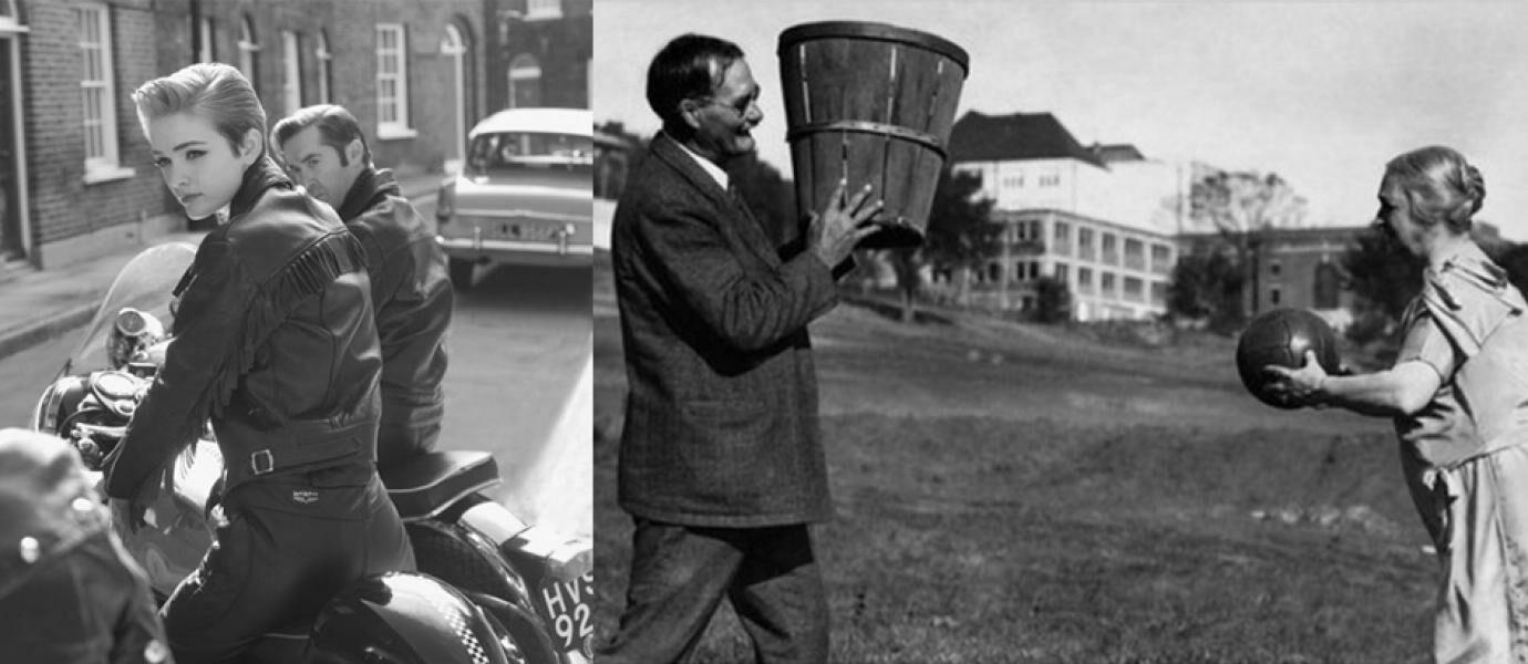 10 Foto Sejarah Tanpa Sentuhan Photoshop yang Bikin Mulut Berdecak Kagum