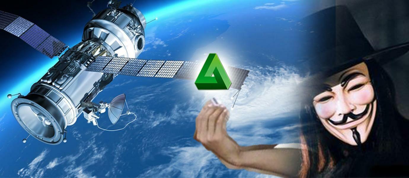 Fakta! Terbukti Smadav Tidak Bisa Dipakai Untuk Hack Satelit