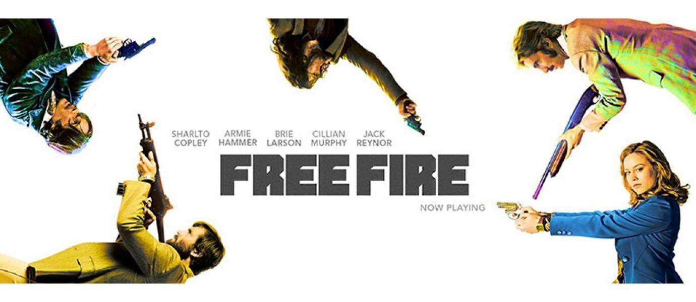 Aksi Baku Tembak Realistis di Free Fire