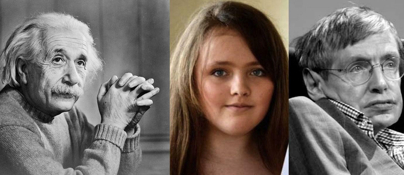 WOW Skor IQ Anak Ini LEBIH TINGGI Dari Albert Einstein Dan