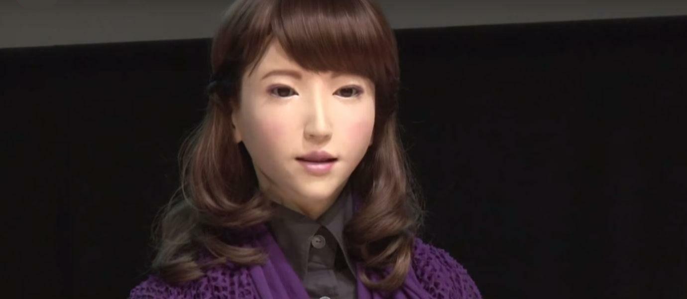 Erica Robot Jepang Cantik Yang Cocok Buat Nemenin Jomblo Kaya