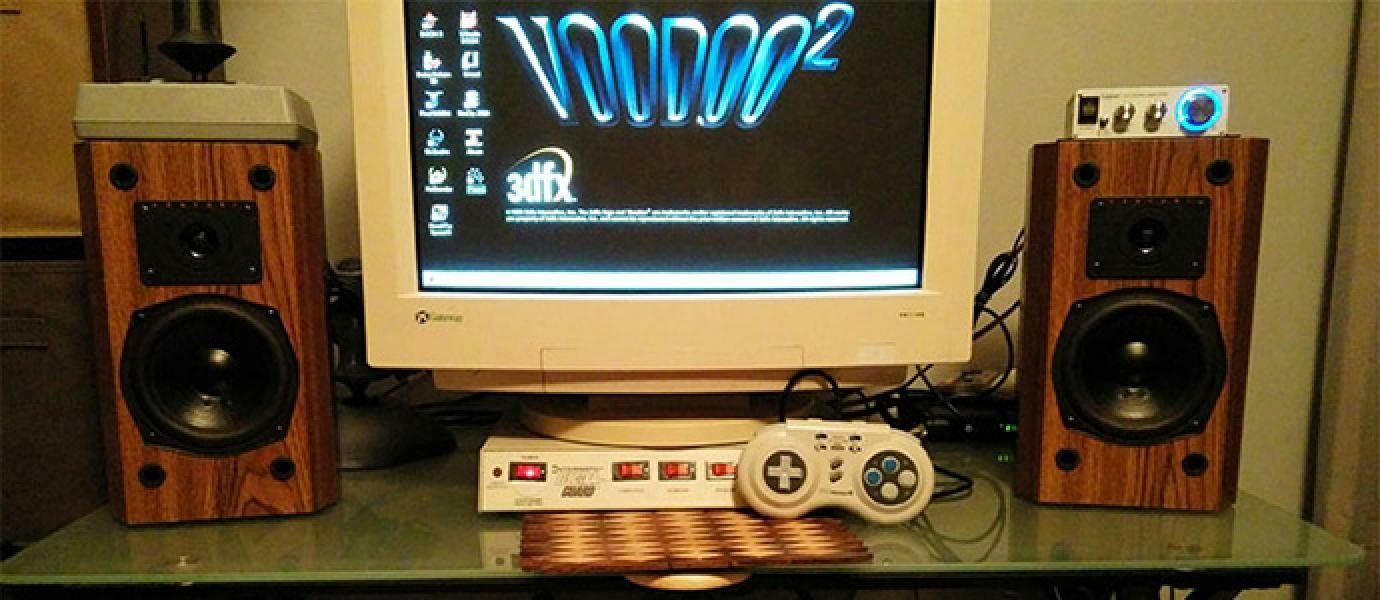 Bagaimana Sih Penampakan Dari Komputer Game Di Era 1990-an?