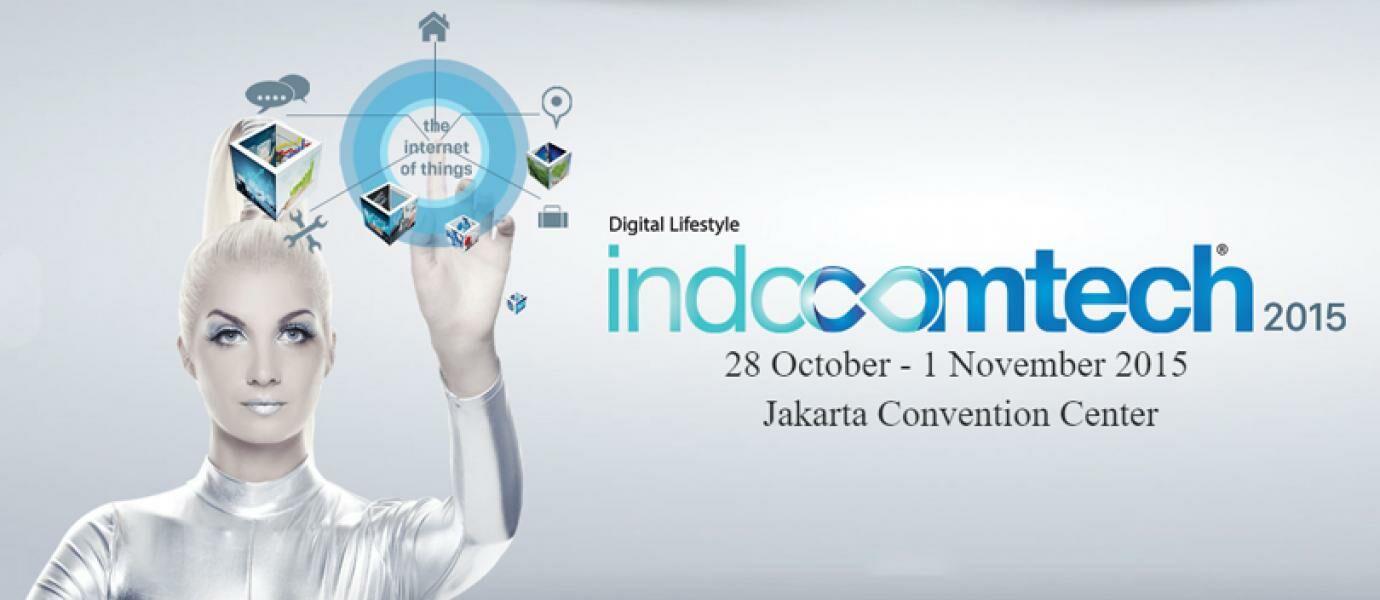 Indocomtech 2015: Inovasi dan Edukasi Teknologi