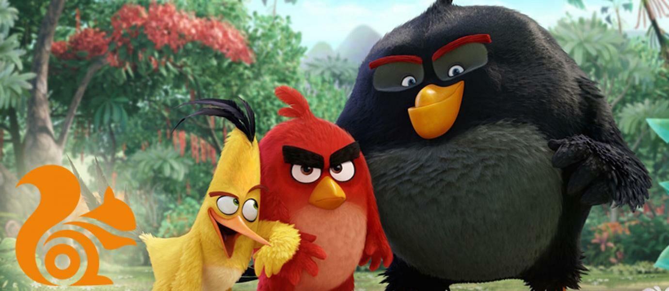 Angry Birds Akan Hadir Di UC Browser Dan 9Apps JalanTikuscom