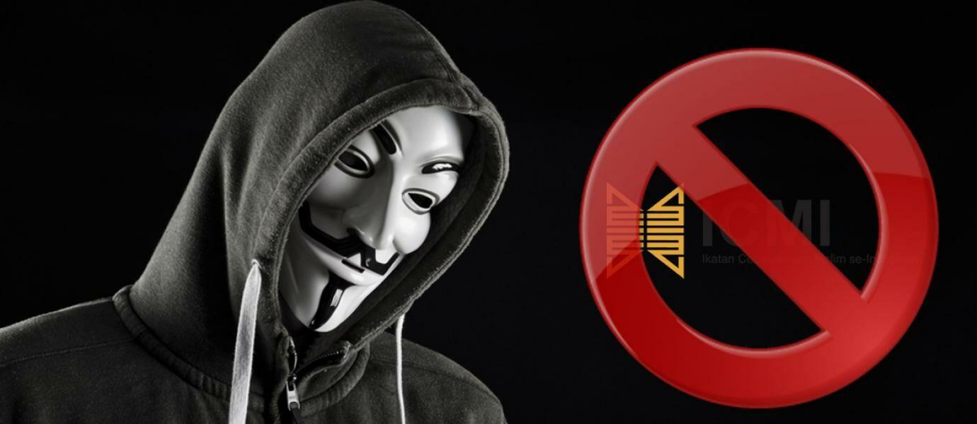 Desak Pemerintah Blokir Google, Situs Resmi ICMI Diserang Hacker